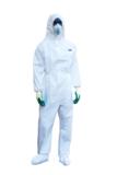 Asbest beschermingsset goud_