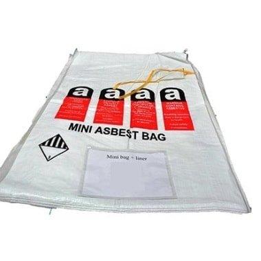 Asbestpuinzak klein
