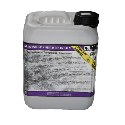 Asbestshop Shield Maintain Transparant 5L