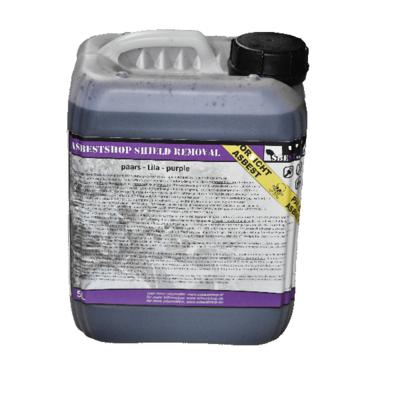 Asbestshop Shield Removal Paars 5L