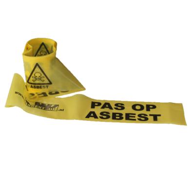 Asbest afzetlint 5cm x 6m
