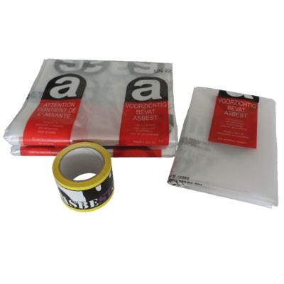 8m² Asbest opruimingsset
