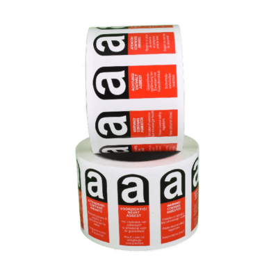 A-vignet tape (75mm)