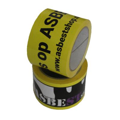 Asbestshoptape (75mm)