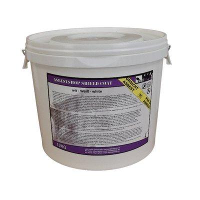 Asbestshop Shield Coat Wit 13KG