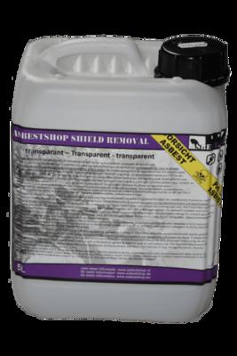 Asbestshop Shield Removal Transparant 5L