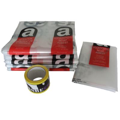 20m² Asbest opruimingsset