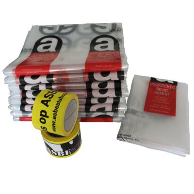 32m² Asbest opruimingsset