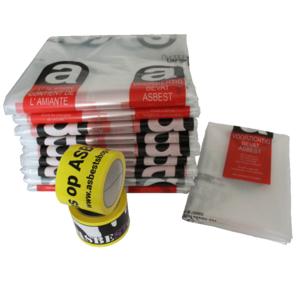 35m² Asbest opruimingsset