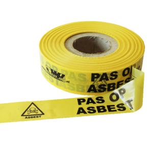 Asbest afzetlint 500m