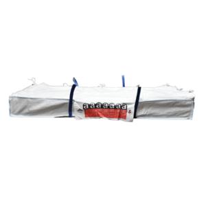 Asbest platenzak groot (30cm)