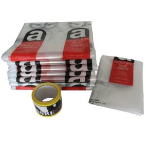 28m² Asbest opruimingsset